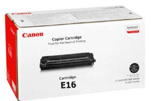Картридж Canon E-16 купить в Минске