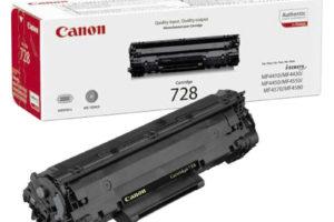 Картридж Canon 728 купить в Минске